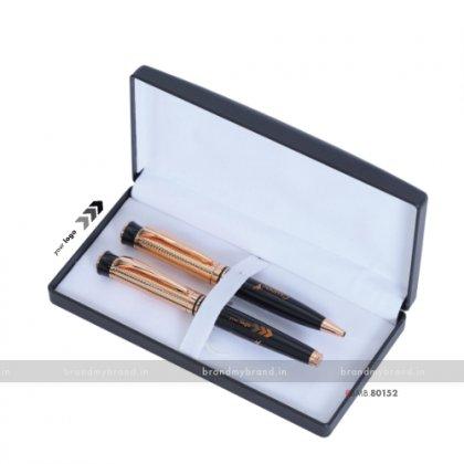 Personalized Metal Pen Set- Camden