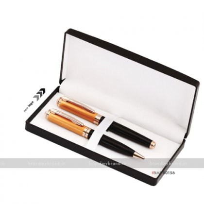 Personalized Metal Pen Set- Vistara Airlines