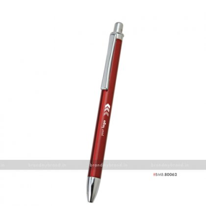Personalized Metal Pen- Wolverine