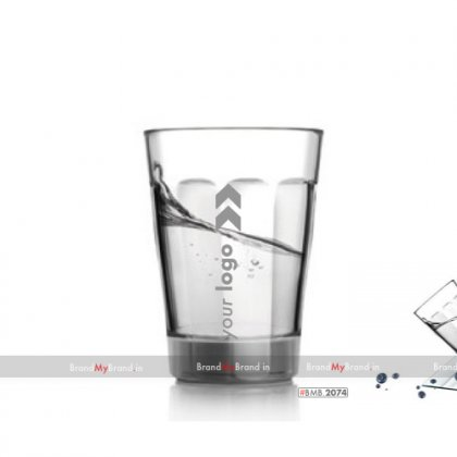 Personalized Iceberg Small - Suction Glass (280 ML)