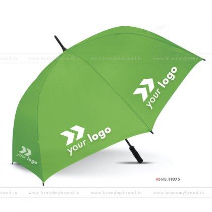 Bright Green Golf Umbrella -24 inch