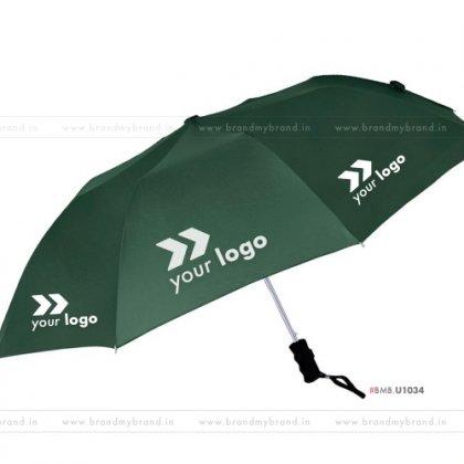 Green Umbrella -24 inch, 2 Fold