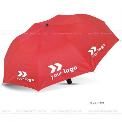 Red Umbrella -24 inch, 2 Fold
