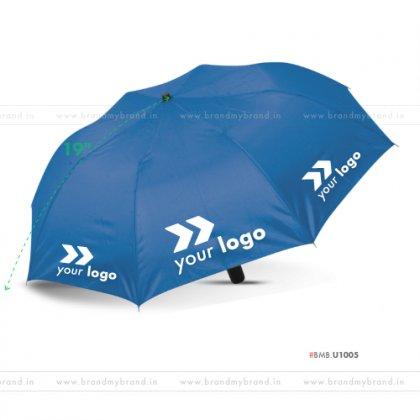 Royal Blue Umbrella -21 inch, 2 Fold