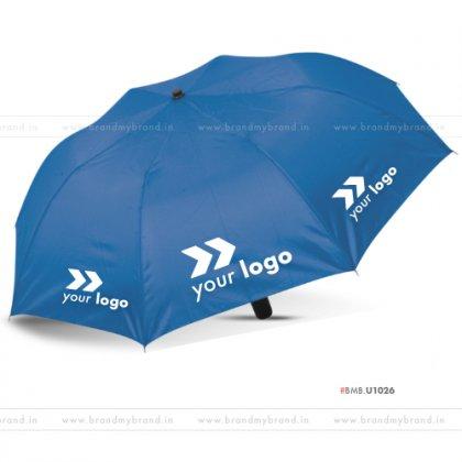 Royal Blue Umbrella -24 inch, 2 Fold