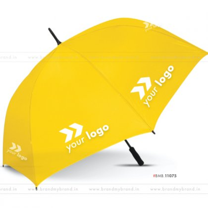Yellow Golf Umbrella -30 inch