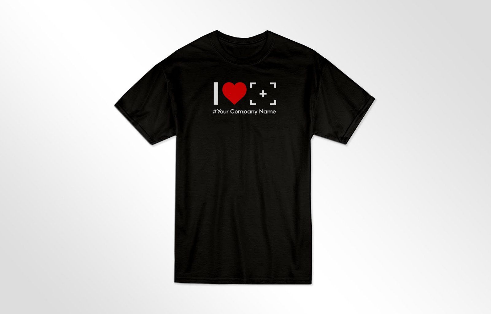 Personalized Crew-neck t-shirts