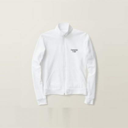 Personalized Full Zip Sweatshirt