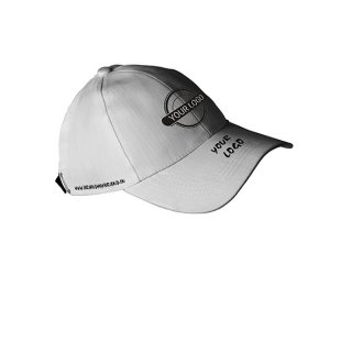 Personalized White Cap