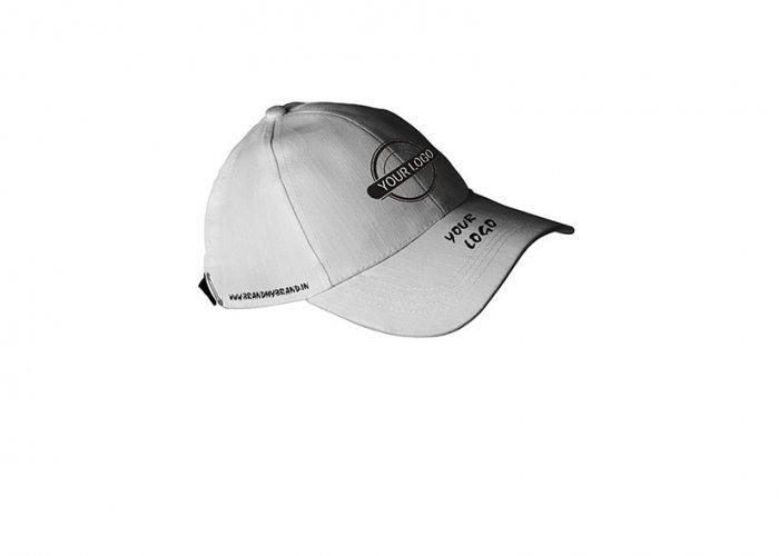 Personalized White Cap