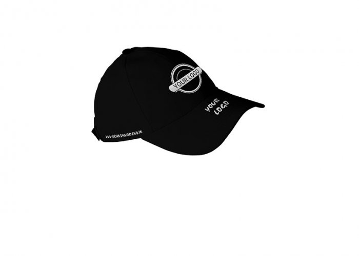 Personalized Black Cap