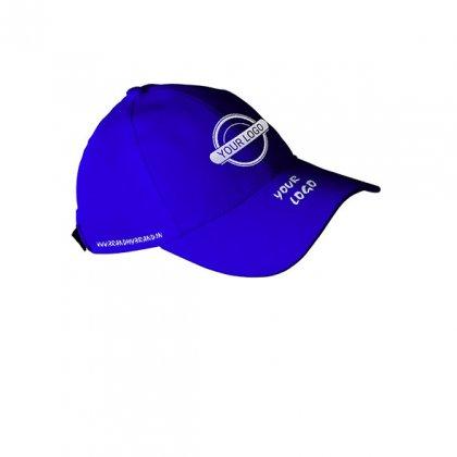 Personalized Blue Cap