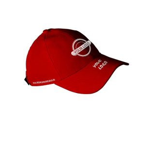 Personalized Red Cap