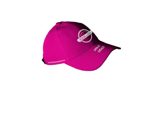 Personalized Pink Cap