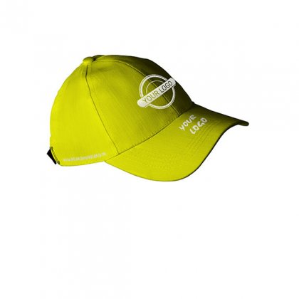 Personalized Yellow Cap