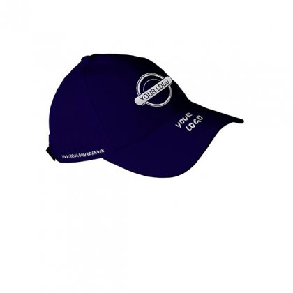 Personalized Navy Blue Cap