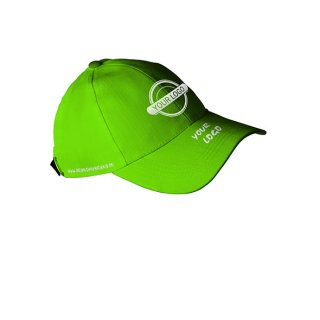 Personalized Green Cap