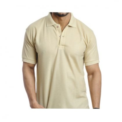 Personalized Polo T Shirt (Fone) Polyester Cotton