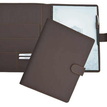 Personalized A 4 Folder With Pad & Pen