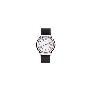 Personalized White Analog Watch