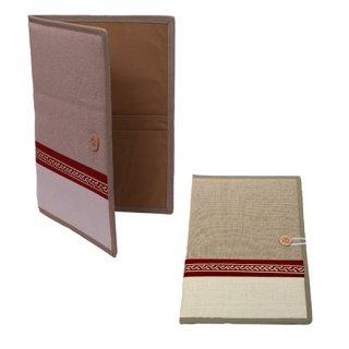 Personalized Bookram Folder