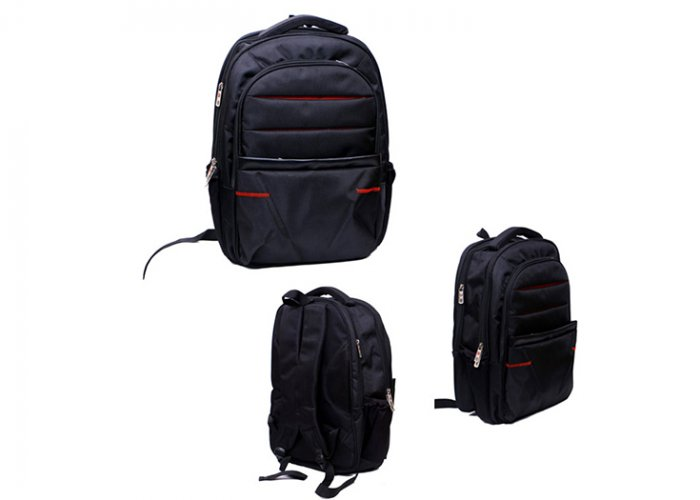 Personalized Backpack - Two Partition With Front Pocket