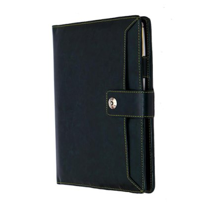 Personalized Executive Folder With Back Pocket