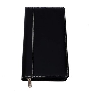 Personalized Cheque Book With Zipper