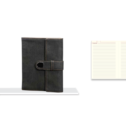 Personalized Executive Planner (Clip) (With Laminated Box)