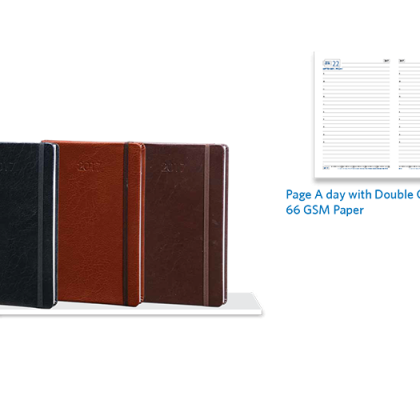 Personalized Chief 2018 Date Diary