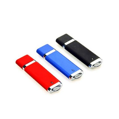 Personalized Plastic Pendrive With Cap