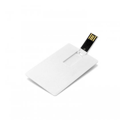 Personalized Credit Card Pen drive With PP Box