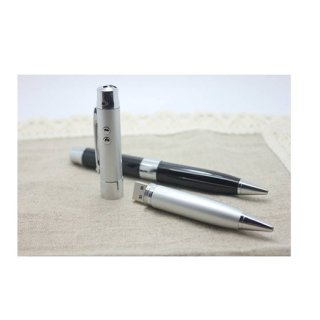 Personalized USB Pen With Laser & Light
