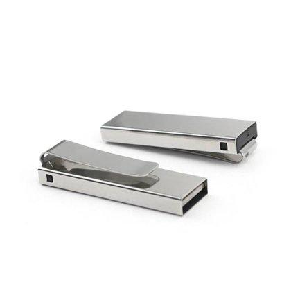 Personalized Metal Clip Pendrive