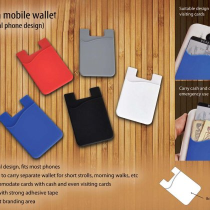 Personalized Silicon Mobile Wallet