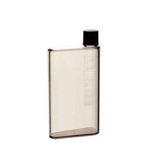 "Personalized Ultra Slim Memo"" Water Bottle (A6 Size) (350 Ml)"""
