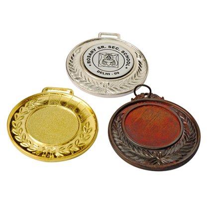 Personalized Zen Medal