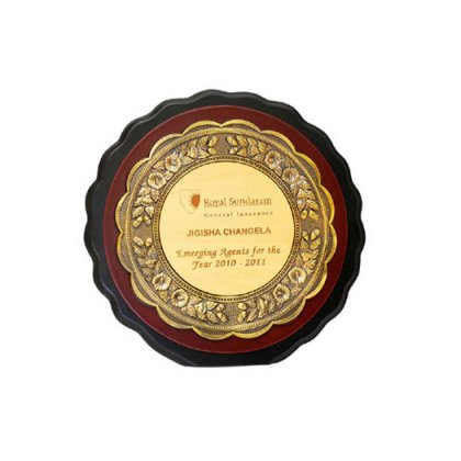 Personalized Wooden Trophy
