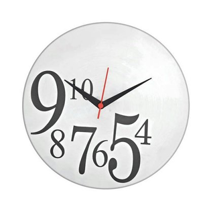 Personalized 4 To 10 Round Wall Clock