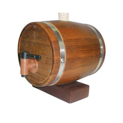 Personalized Teak Wooden Decanter