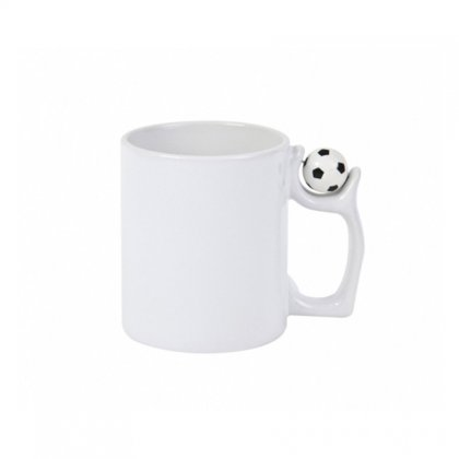 Personalized Football Mug (11Oz)