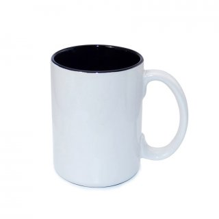 Personalized Two Tone Mug (15Oz)