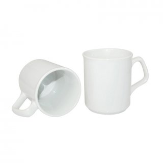 Personalized White Photo Mug With Special Handle (9Oz)