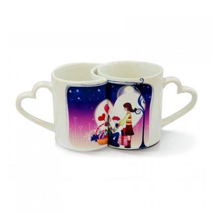 Personalized Couple Mug (11Oz)