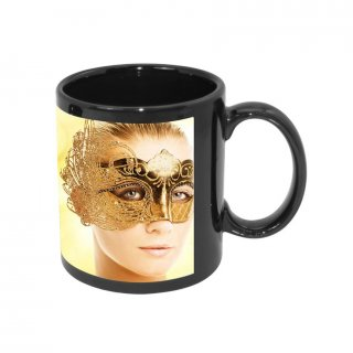 Personalized Full Colo Mug With White Patch (11Oz)