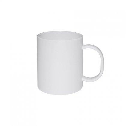 Personalized Sublimation Polymer White Mug (11Oz)