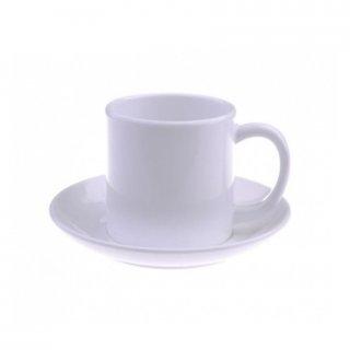 Personalized Sublimation Plastic White Mug