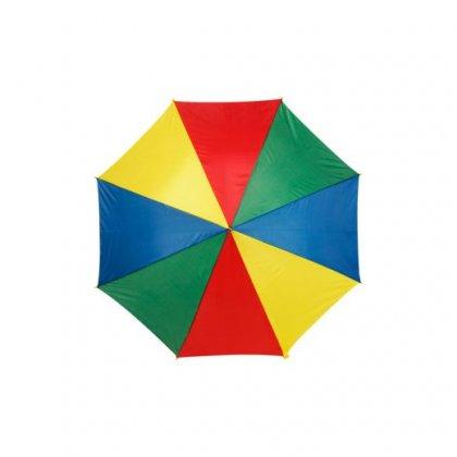Personalized Multi Color Umbrella