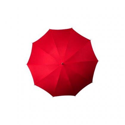 Personalized Red Umbrella