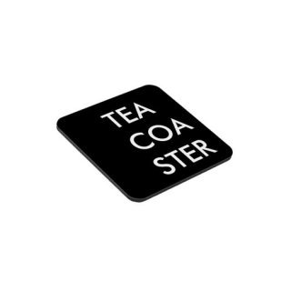 Personalized Tea Coaster